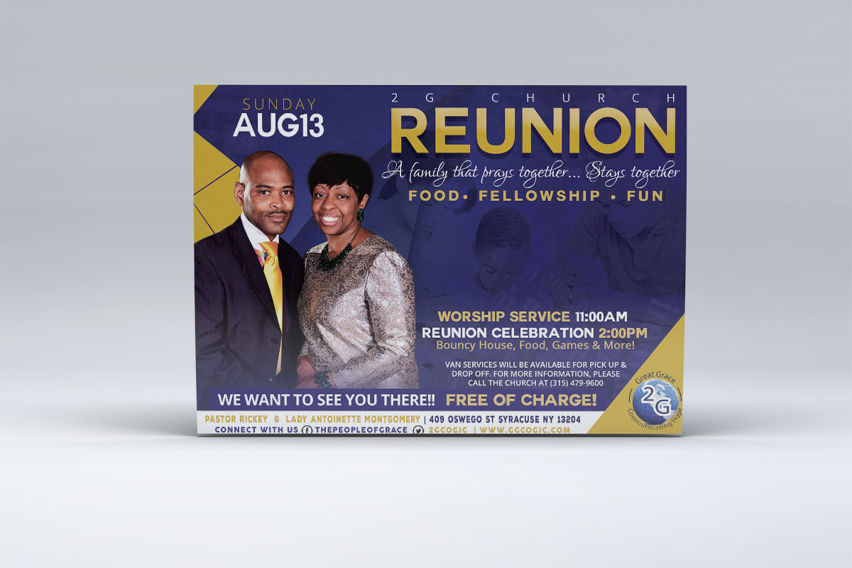 Great Grace Church – Church Reunion