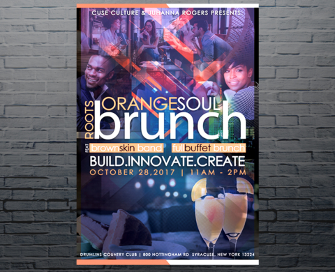 Cuse Culture – Orange Soul Brunch