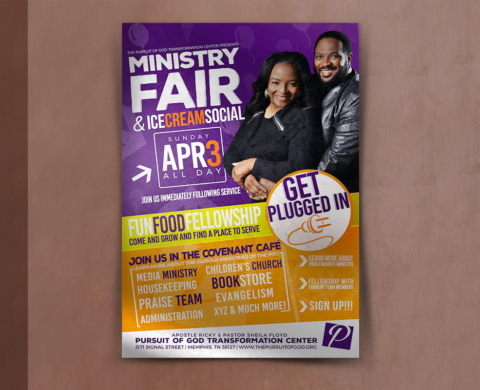 Pursuit of God Memphis – Ministry Fair