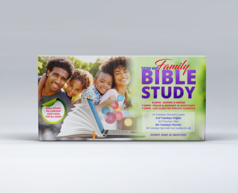 Promise Land – Bible Study Graphic
