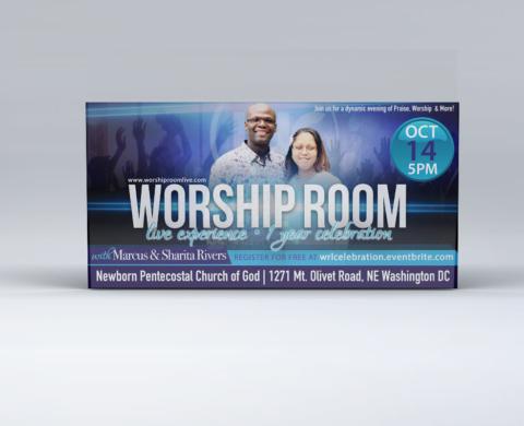 Worship Room Live Anniversary