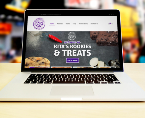 Kita's Kookies & Treat Web