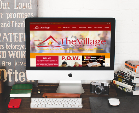 Village DC Web & Logo