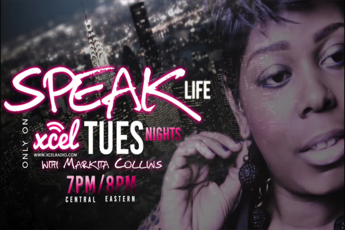 Markita Collins – Speak Life Talk Promo